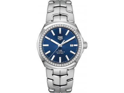 TAG Heuer Link WBC2113.BA0603  + prodloužená záruka 5 let+ možnost výměny do 90 dní + pojištení na rok + natahovač na hodinky ZDARMA
