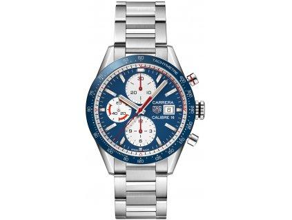 TAG Heuer Carrera CV201AR.BA0715  + prodloužená záruka 5 let+ možnost výměny do 90 dní + pojištení na rok + natahovač na hodinky ZDARMA
