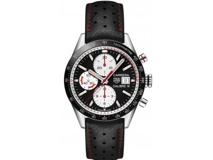 TAG Heuer Carrera CV201AP.FC6429  + natahovač na hodinky