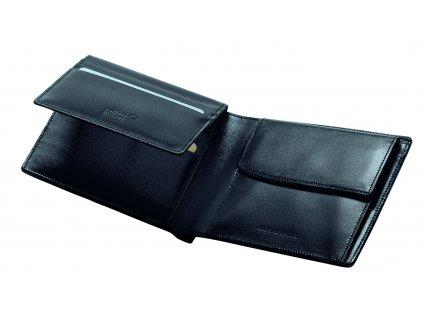 Peněženka Montblanc Meisterstuck 05524-30661  + dárkový poukaz v hodnotě 500Kč + toaletní voda Montblanc v hodnotě 520Kč