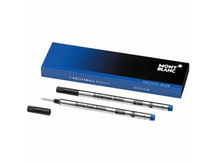 Náplň Montblanc pro rollerbal 105159 M Pacific blue