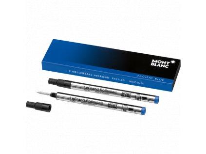 Náplň pro Roller LeGrand Montblanc 105165 M Pacific blue