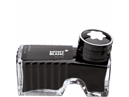 Inkoust Montblanc Mystery Black 128184  + možnost výměny do 90 dní