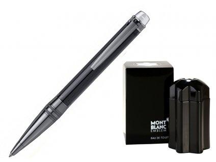 Kuličkové pero Montblanc StarWalker Extreme 111289  + dárkový poukaz v hodnotě 1000Kč + toaletní voda Montblanc v hodnotě 520Kč