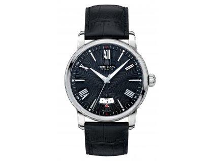 Montblanc 115122  + prodloužená záruka 5 let + pojištení na rok + natahovač na hodinky ZDARMA