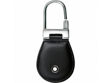 Klíčenka Montblanc Meisterstuck Black 14085-30311  + možnost výměny do 90 dní