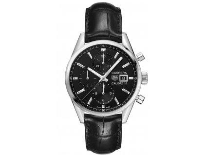 TAG Heuer Carrera CBK2110.FC6266  + prodloužená záruka 5 let+ možnost výměny do 90 dní + pojištení na rok + natahovač na hodinky ZDARMA