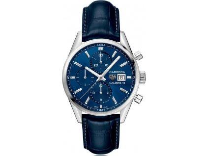 TAG Heuer Carrera CBK2112.FC6292  + prodloužená záruka 5 let + pojištení na rok + natahovač na hodinky ZDARMA