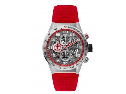TAG Heuer Carrera Manchester United CAR201M.FT6156  + natahovač na hodinky