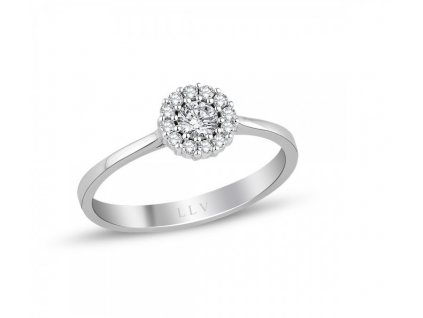 Prsten s brilianty RMD1013