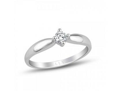 Prsten s briliantem RMD1002