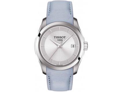 tissot couturier quartz t0352101603102 175955 186417