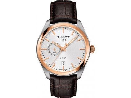 tissot pr 100 dual time t1014522603100 159919 1