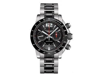 Longines Admiral L3.667.4.56.7  + natahovač na hodinky