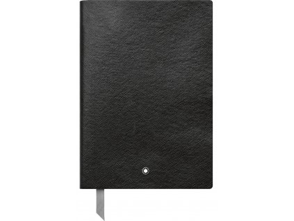 Notes Montblanc Fine Stationery Black 116401