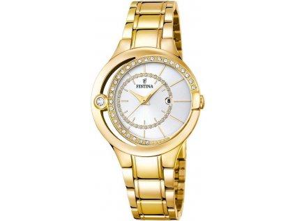 05401e45ffa Dámské zlaté hodinky Festina - HELVETIA hodinky šperky