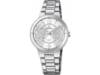 Dámské hodinky Festina Boyfriend - HELVETIA hodinky šperky 5d7f1544b0