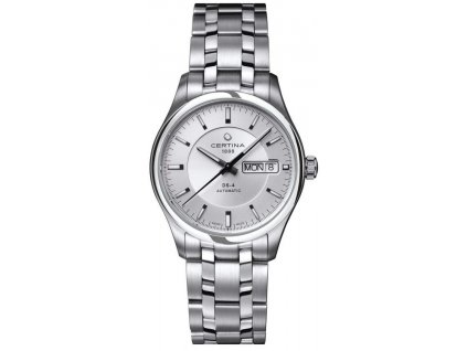 certina ds 4 day date automatic c0224301103100 65155 191301