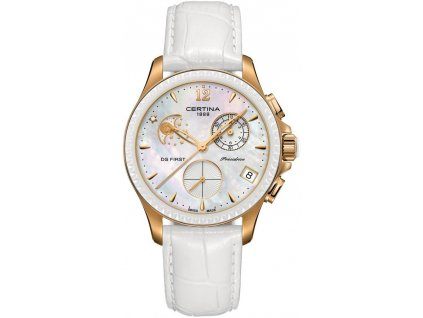 certina ds first lady chronograph moon phase c0302503610600 114416 182960