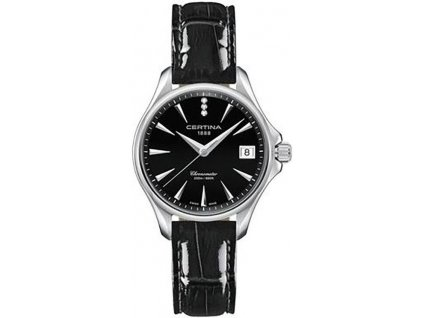 certina ds action lady chronometer c0320511605600 172226 190199