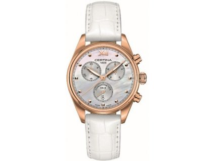 certina ds 8 lady chronograph c0332343611800 159442 1