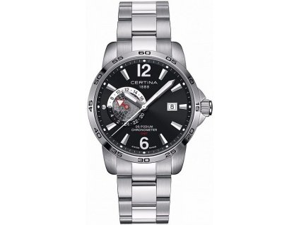 certina ds podium gmt c0344551105700 159443 1