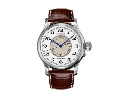 Longines Weems second-setting watch L2.713.4.13.0  + natahovač na hodinky