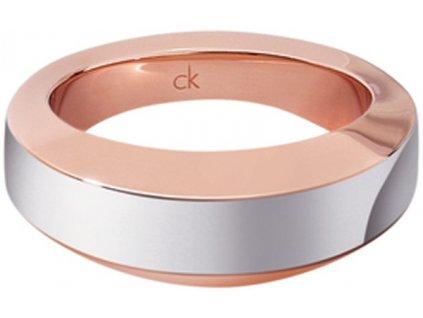 Prsten Calvin Klein Steep KJ0APR2001  + možnost výměny do 90 dní