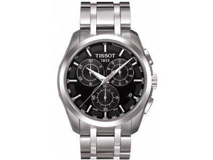 Tissot Couturier T035.617.11.051.00  + prodloužená záruka 5 let + možnost výměny do 90 dní + 5 let na výměnu baterie zdarma