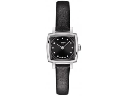 tissot lovely square lady quartz t0581091605600 179845 193333