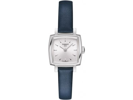 tissot lovely square lady quartz t0581091603100 179844 193438