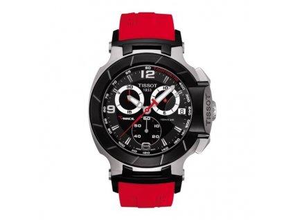 Tissot T-Race T048.417.27.057.01  + prodloužená záruka 5 let + 5 let na výměnu baterie zdarma