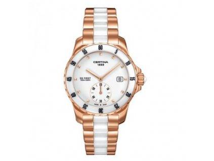 Dámské hodinky Certina DS First - HELVETIA hodinky šperky 814067c034