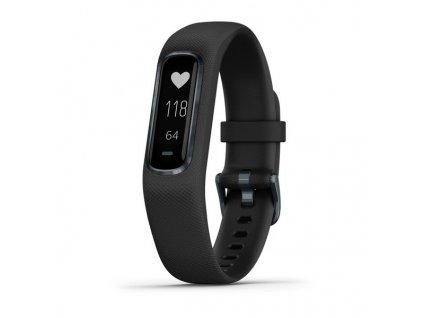 Garmin VivoSmart4  Optic Black (velikost S/M)  + možnost výměny do 90 dní