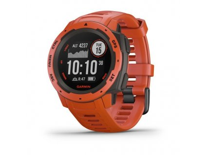 Garmin Instinct Red Optic