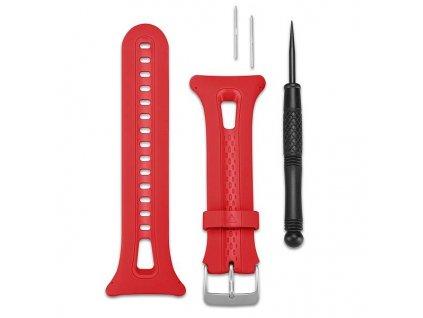 Garmin řemínek pro Forerunner 10/15 Red (velikost XL)
