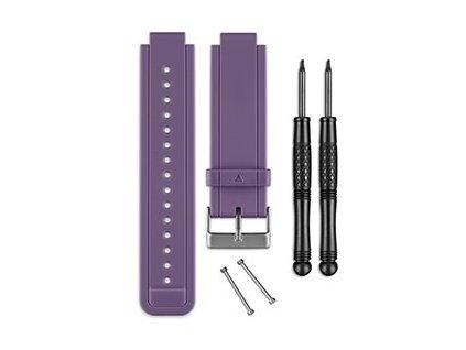 Garmin řemínek pro vívoactive, Purple