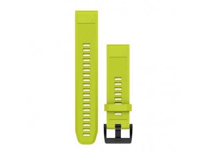 Řemínek pro fenix5/Quatix5/Forerunner 935 - QuickFit 22, žlutý