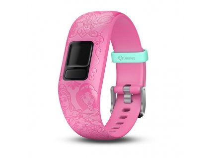 Garmin řemínek pro vivofit junior2, Disney Princess Pink