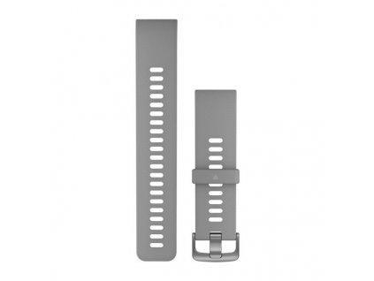 Garmin řemínek pro Approach S10, světle šedý