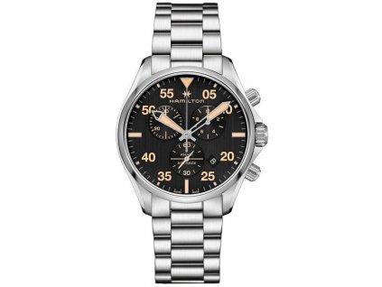 hamilton khaki aviation pilot chrono quartz h76722131 180872 196572