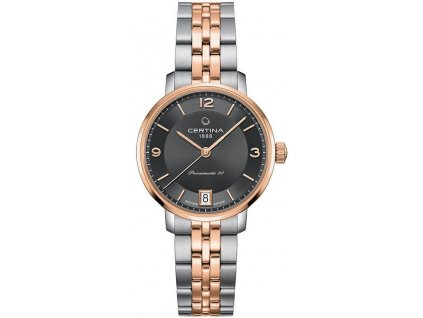 certina ds caimano lady automatic powermatic 80 c0352072208701 182284 201649