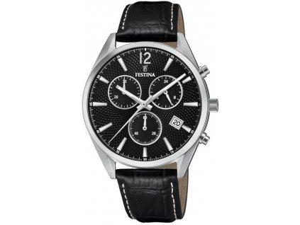 festina timeless chronograph 6860 8 182427 200915