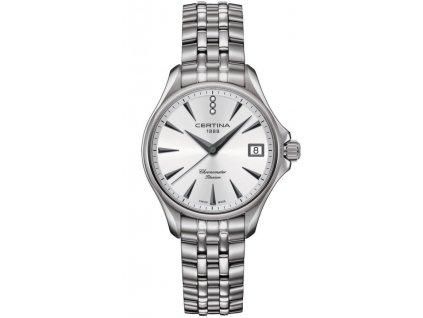 certina ds action lady quartz precidrive cosc chronometer diamonds c0320514403600 182776 204187
