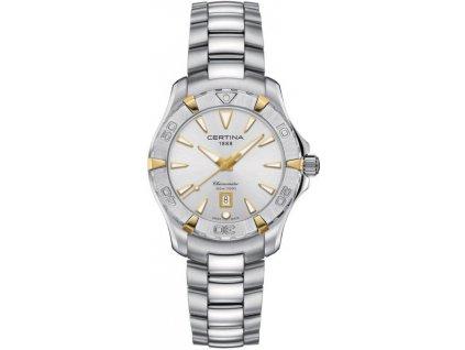 certina ds action lady quartz precidrive cosc chronometer c0322512103100 182777 203751