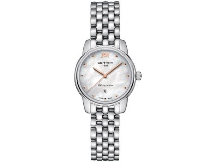 certina ds 8 lady quartz precidrive cosc chronometer c0330511111801 182783 202720