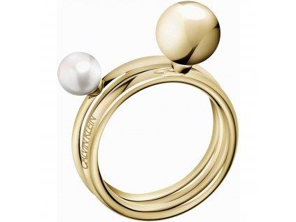 ring woman jewellery calvin klein bubbly kj9rjr140308 325461 zoom