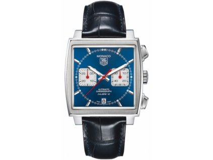 TAG Heuer Monaco CAW2111.FC6183  + prodloužená záruka 5 let + pojištení na rok + natahovač na hodinky ZDARMA