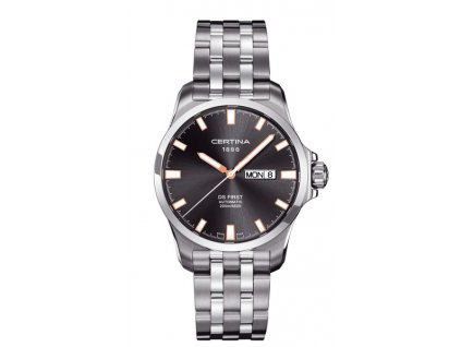 Certina DS First Day Date C014.407.11.081.01