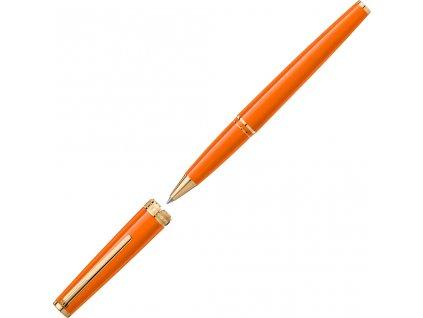 Rollerball Montblanc Pix Orange 119902  + dárkový poukaz v hodnotě 500Kč